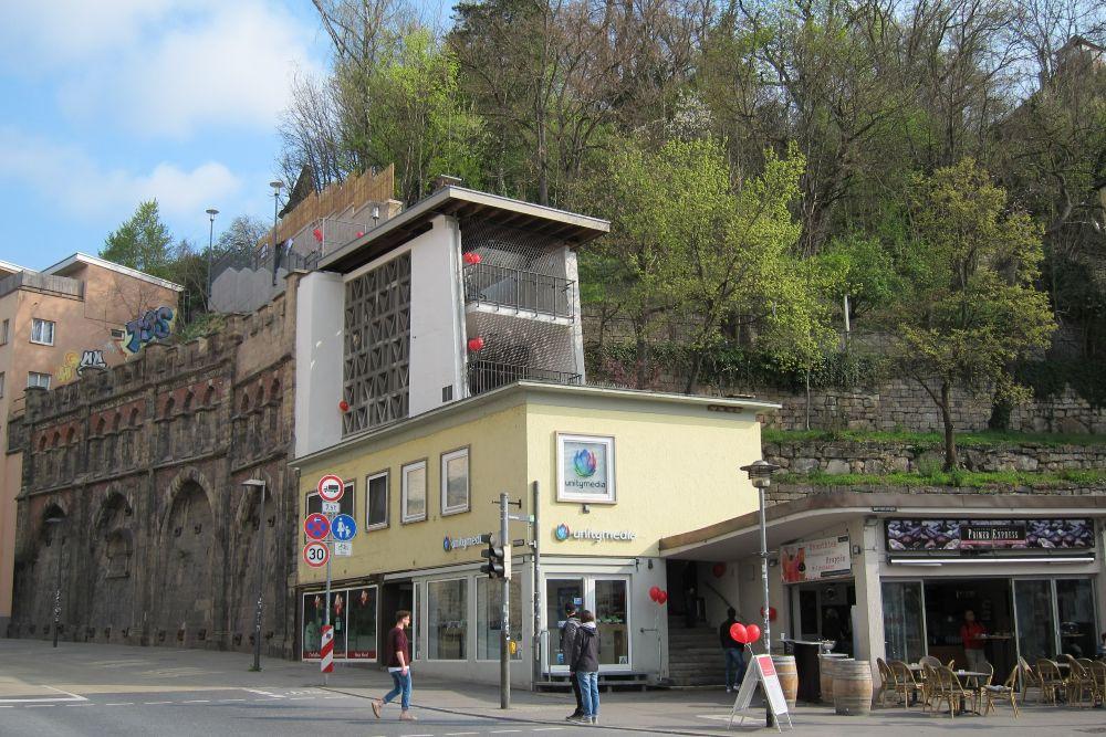 117 Stufen Warum Ich Auch Den Lokalen Medien In Tübingen